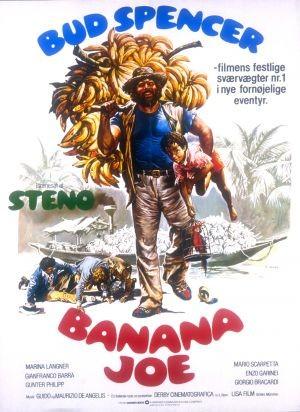 La locandina di Banana Joe