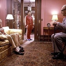 Luke Wilson, Gwyneth Paltrow, Ben Stiller e Gene Hackman nel film I Tenenbaum