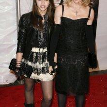 Madonna e sua figlia Lola alla premiere newyorkese del musical Nine