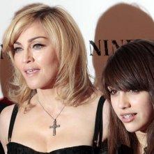 Madonna e sua figlia Lola alla premiere newyorkese di Nine