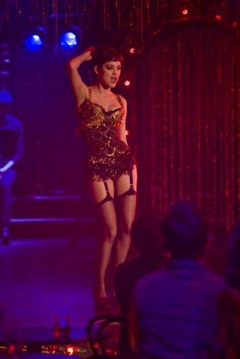 Marion Cotillard in una scena del musical Nine