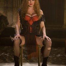 Stacy Ferguson in un'immagine tratta dal musical Nine