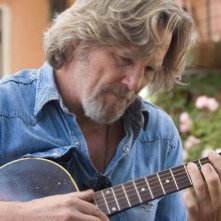 Jeff Bridges in una scena del film Crazy Heart