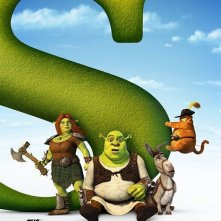 Nuovo poster per Shrek Forever After