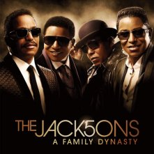 La locandina di The Jacksons: A Family Dynasty