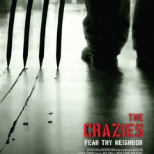 Locandina definitiva di The Crazies