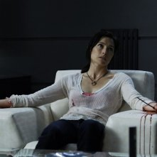 Lucy (Claudia Karvan) in una scena del film Daybreakers