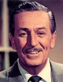 Una foto di Walt Disney
