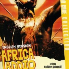 La locandina di Africa addio