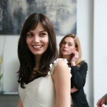 Michela Quattrociocche in una scena del film Scusa ma ti voglio sposare