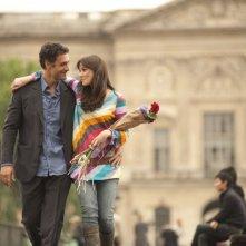 Raoul Bova e Michela Quattrociocche in una scena di Scusa ma ti voglio sposare