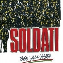 La locandina di Soldati - 365 all'alba