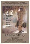 La locandina di Storia di un soldato