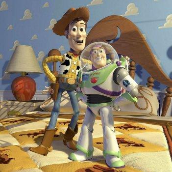 Un'immagine dei protagonisti del film Toy Story 3