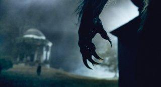 Un'immagine tratta dal film The Wolf Man