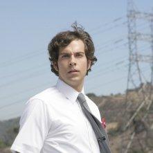 Chuck (Zachary Levi) nell'episodio Chuck vs. Chinatown