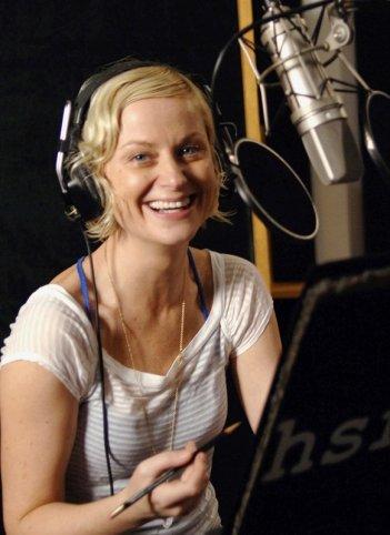 Amy Poehler è la voce di una delle Chipette nel film Alvin Superstar 2