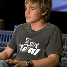 Jesse McCartney dà la voce a Theodore nel film Alvin Superstar 2