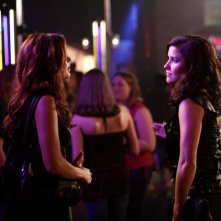 Brooke (Sophia Bush) non perdona Miranda (India de Beaufort) nell'episodio Now You Lift Your Eyes to the Sun