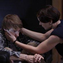 Dollhouse: Fran Kranz ed Olivia Williams nell'episodio Getting Closer