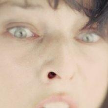 Milla Jovovich in un'immagine horror del film Il quarto tipo