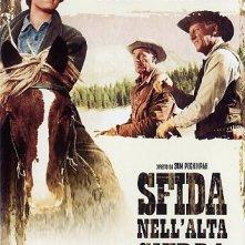 Sfida nell\'alta sierra - dvd cover