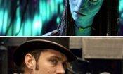 Avatar e Sherlock Holmes alla conquista dei botteghini