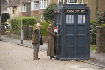 Doctor Who: Bernard Cribbins e David Tennant nello speciale The End of Time
