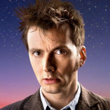 Doctor Who: David Tennant in una foto promozionale per lo speciale The End of Time