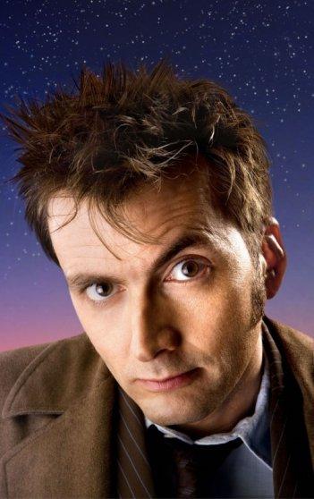 Doctor Who: David Tennant in una immagine promozionale per lo speciale The End of Time