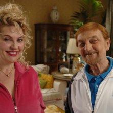 Olga Balan e Sergio Fiorentini nel film Io, loro e Lara