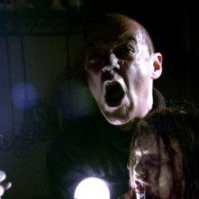 Un'immagine della scena dell'esorcismo nell'horror Rec 2