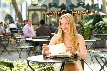 La bellissima Amanda Seyfried nel film Letters to Juliet, del 2010