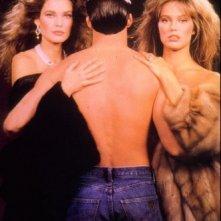 Renée Simonsen e Carol Alt sono le protagoniste del vanziniano Via Montenapoleone (1986)