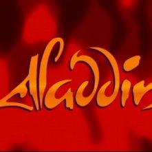 Titoli di testa del film d\'animazione Aladdin (1992)