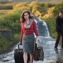 Amy Adams e Matthew Goode in una sequenza del film Leap Year