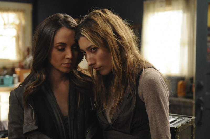 Dollhouse Dichen Lachman Ed Eliza Dushku Nell Episodio Epitaph Two Return 143023