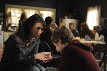 Dollhouse: Olivia Williams e Fran Kranz nell'episodio Epitaph Two: Return