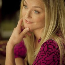 Elisabeth Rohm  in una scena di Thanksgiving tratta dalla quarta stagione di Heroes