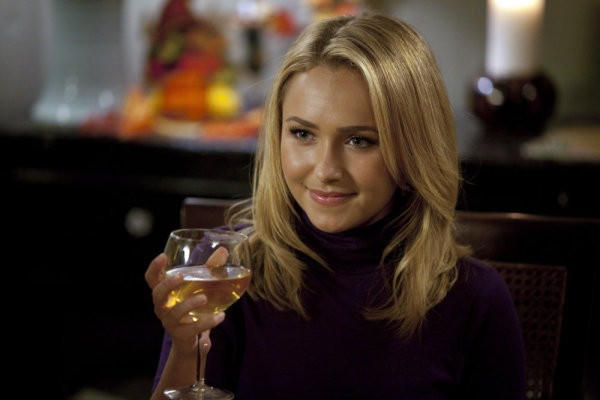 Hayden Panettiere In Una Scena Di Thanksgiving Tratta Dalla Quarta Stagione Di Heroes 143122