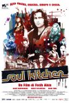 La locandina italiana di Soul Kitchen