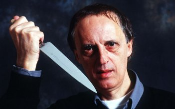 Una foto di Dario Argento, il re dell'horror all'italiana