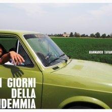 Gian Marco Tavani in una immagine promo de I giorni della vendemmia