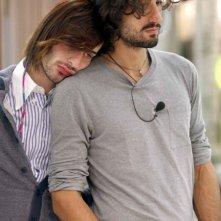 Grande Fratello 10: una buffa immagine di Davide e Maicol