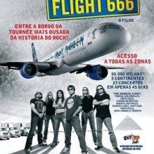 La locandina di Iron Maiden: Flight 666