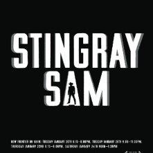 La locandina di Stingray Sam