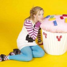 Skins: Lisa Backwell in una foto promozionale per la stagione 4