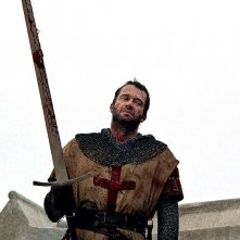 La prima immagine di James Purefoy nel film d'azione medievale Ironclad