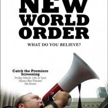 La locandina di New World Order