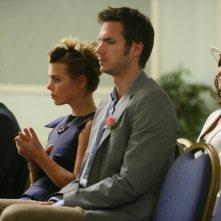 Billie Piper in un momento della stagione 3 di Diario di una squillo perbene